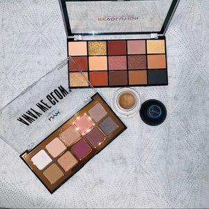 Eyeshadow Pallets & Eyeshadow Base Set